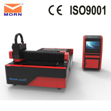 Economical 1000w fiber laser cutting machine for metal with rotary optional