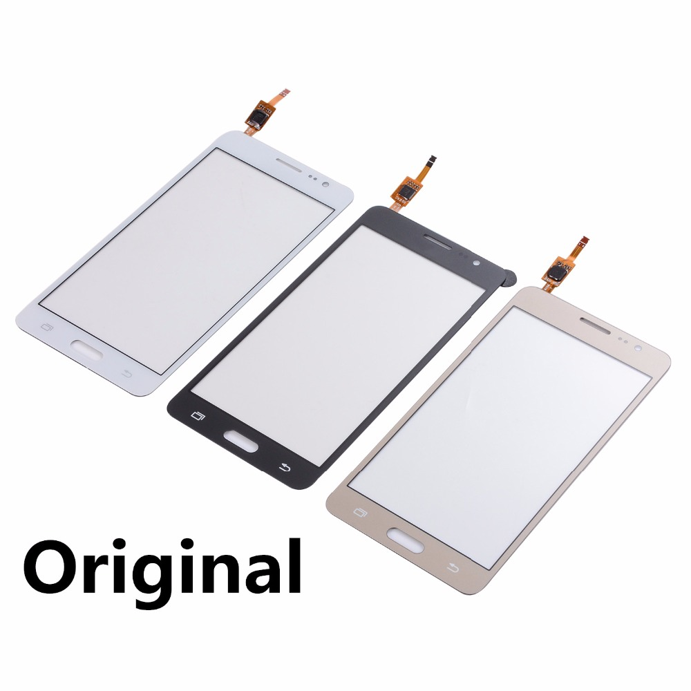 For Samsung Grand J2 Prime SM-G532 Duos G532F G532FN Housing Touch Screen Digitizer Panel Glass(Product Has Been Tested)