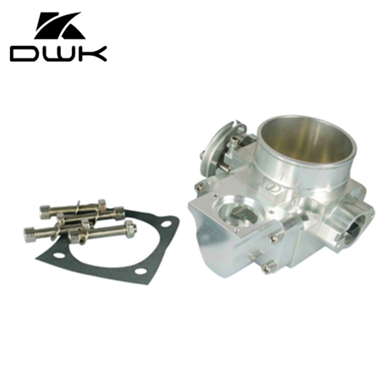 Mistubishi EVO 7 8 9 Throttle Body Flange Aluminum