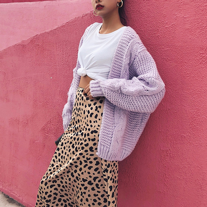3ce235f729 Leopard print skirt women A Line high waist skirt wild things sexy long  skirts Fall Winter 2018-in Skirts from Women's Clothing on Aliexpress.com |  Alibaba ...