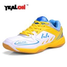 YEALON Badminton font b Shoes b font For font b Men b font Womens font b