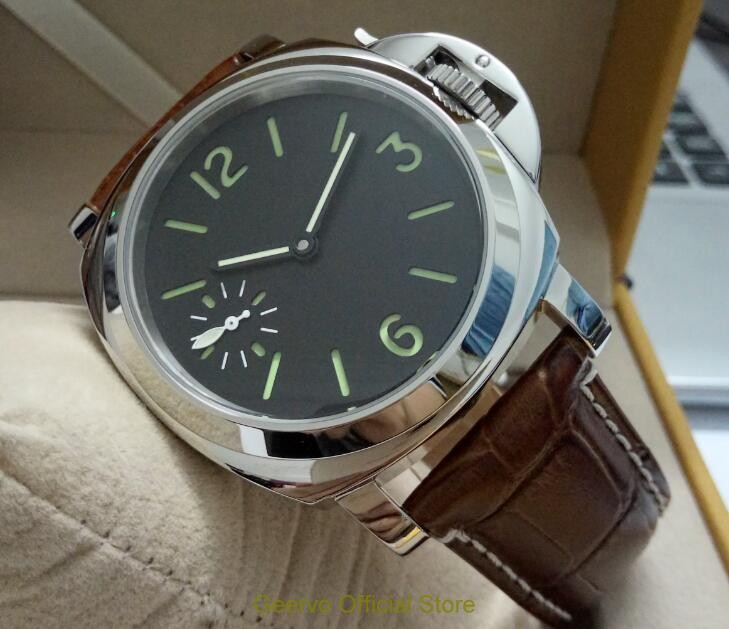 watch men green