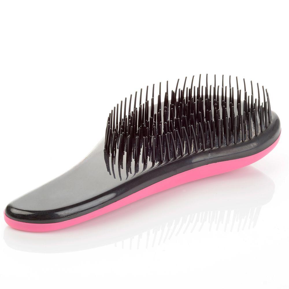 Professional Tangle Styling Knot plastic Comb Detangler mini Hairbrush Magic Detangling Brush women hair comb drop shipping