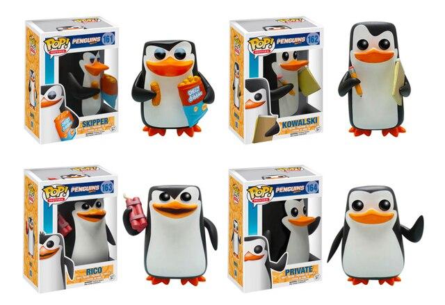 Original Funko Pop Movie The Penguins Of Madagascar