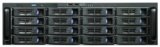 3U R3316 16 бит Горячая розетка серверный шкаф промышленный шкаф управления чехол для хранения NSN