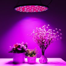 [DBF] LED Grow Light Phyto Lamp 85-265V 25W 45W 50W UV IR Full Spectrum Plant Lights Panel for Hydroponics Greenhouse Seedling(China)
