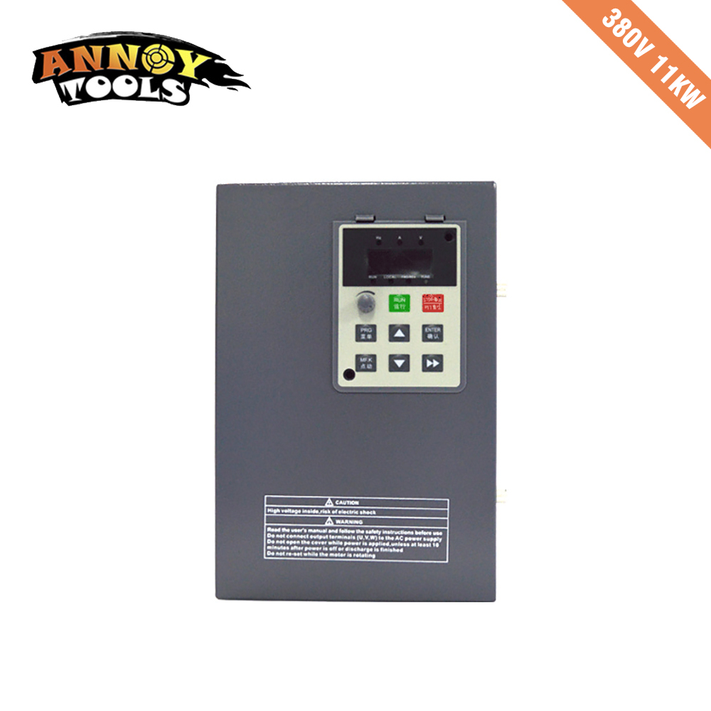 Hot Sales 11KW 380V Input Frequency Inverter 25A 380V 3 Phase Output Mini Frequency Drive Converter