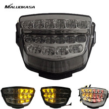 MALUOKASA Motorcycle Integrated LED Brake Light Turn Signal For Honda CBR 1000RR 2008 2009 2010 2011