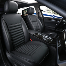سيارة صغيرة غطاء وسادة خصر وسادة مقعد السيارة سيارة الأخضر الجلود ارتداء تنفس ومريحة غطاء مقعد السيارة