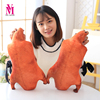 43cm Creative Duck Plush Toys Artificial Roast Duck Cloth Doll Pillow Wholesale Funny Toys Birthday Gift
