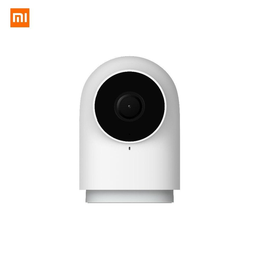 2019New Xiaomi Aqara Smart Camera G2 Gateway Edition 140 Degree 1080P HD WIFI Zigbee Version Night