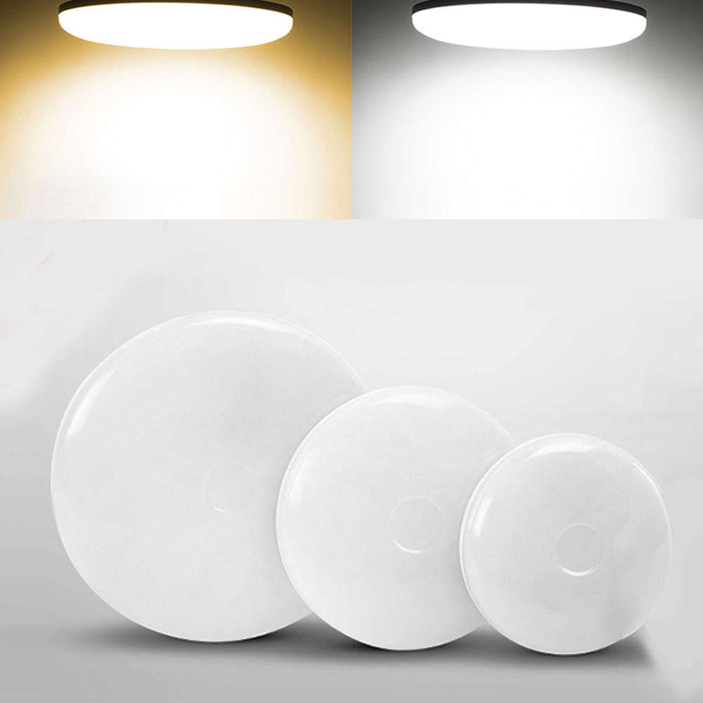 No Opening Ceiling Lights 36W 24W 18W Modern Lamp Ceiling