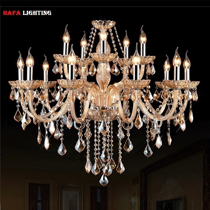 Crystal light Chandelier Living Room lustres de cristal Decoration Chandelier Lighting Indoor Lamp Champagne Crystal Fixture Crystal light Chandelier Living Room lustres de cristal Decoration Chandelier Lighting Indoor Lamp Champagne Crystal Fixture