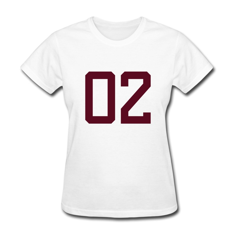 Dropshipping Regular Women's Tee number 02 Printed Tee for -in ... on