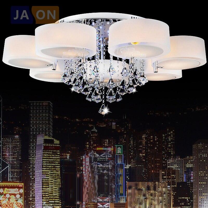 viinud e27 Nordic roostevabast terasest kristallide LED-lambi.LED-valgus.Lambivalgustid.LED laevalgusti.