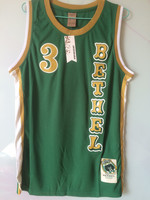 2018 Mens New Cheap Throwback Basketball Jerseys 3 Allen Iverson Bethel High School Bruins Green Basketball