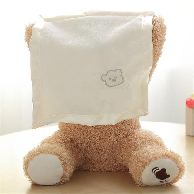 Urso/Elefante Peek a Boo 2