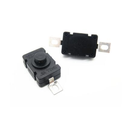 10pcs KAN-28 1.5A250V Flashlight Switches Self Locking SMD Type 18 x 12mm Push Button Switches 1812-28A high performance 2pin push button switches for electronic diy ac 12v 50ma 10pcs