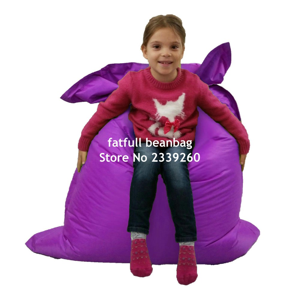 Cover Only No Filler Red Outdoor Junior Bean Bag Font B Chair B Font ...