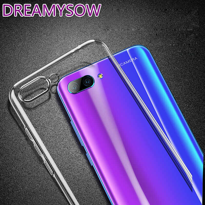 Soft TPU Case for Huawei Honor 10 9i 6X 9 V9 5C 7X P20 Pro/Lite Nova 3E P10/8 Lite P9 Plus Y6/9 2018 Y6/5/3 II Mobile Phone Bag
