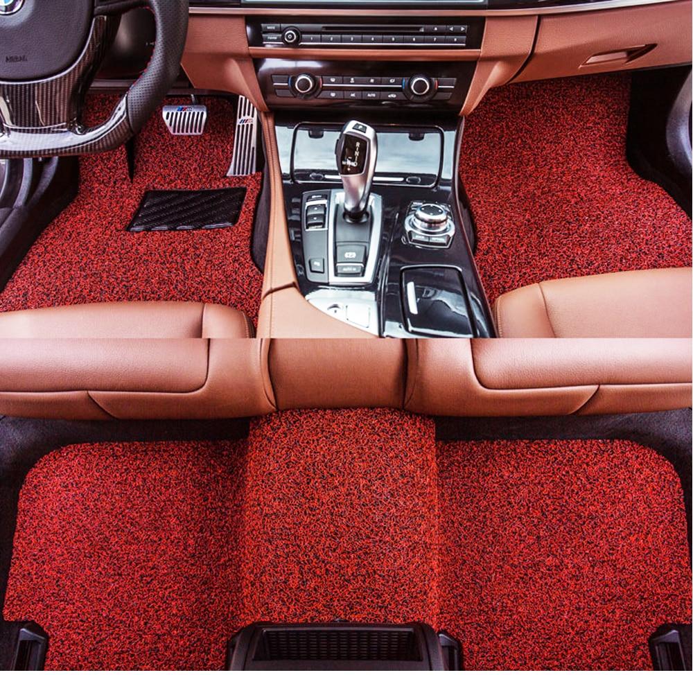 Floor mats rav4 - Lunda Custom Fit Car Floor Mats For Toyota Camry 40 Corolla Rav4 Verso Fj Land Cruiser