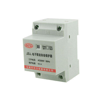 цена на 35mm DIN Rail Mount 2 Poles 2P Motor Protection Controller AC 220V 16A