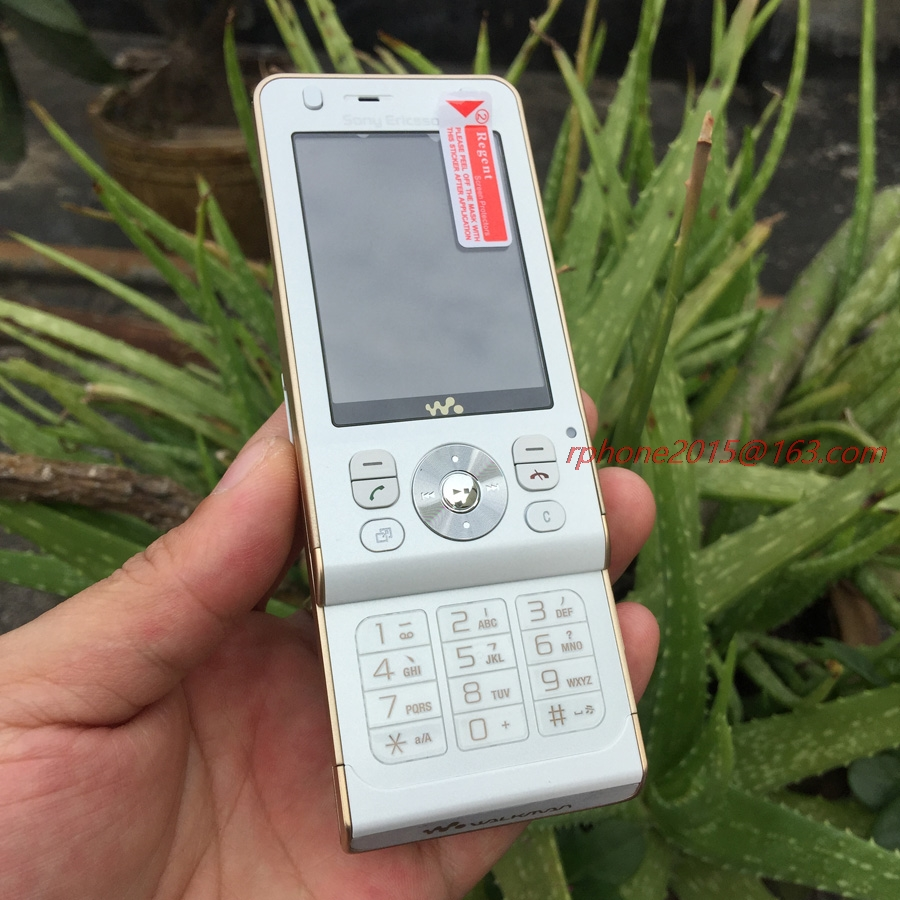 Цена за Оригинальный Sony Ericsson W910i Мобильный Телефон 3 Г Bluetooth W910 Сотовый Телефон и Один год гарантии и Дешевый Телефон