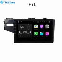 YESSUN Car Navigation GPS Android For Honda Fit 2014~2015 Audio Video Radio HD Touch Screen Stereo Multimedia Player No CD DVD