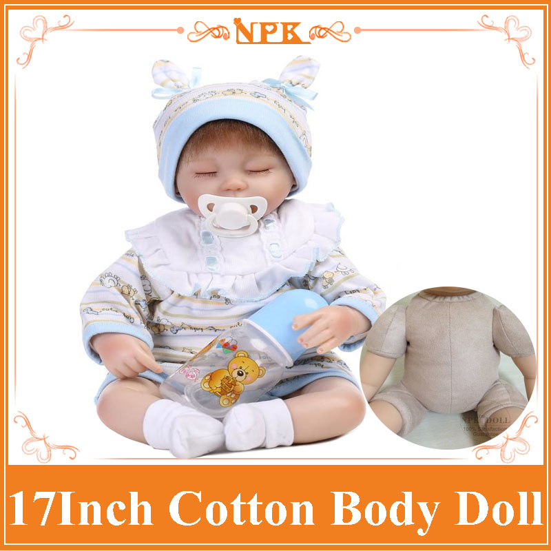 Adora 17 Inch 43 Cm Mini Reborn Silicone Sleeping Girl Doll Hot Sell Baby Dolls For Girls Best Christmas Gift For Babies As Toys