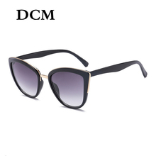 Cat eye Sunglasses Women Vintage NA01