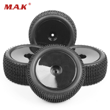 RC Car Model Off-Road Buggy Tires And Wheel Rim 25026+27013 For HSP HPI 1/10 RC Buggy Car Toys Accessories