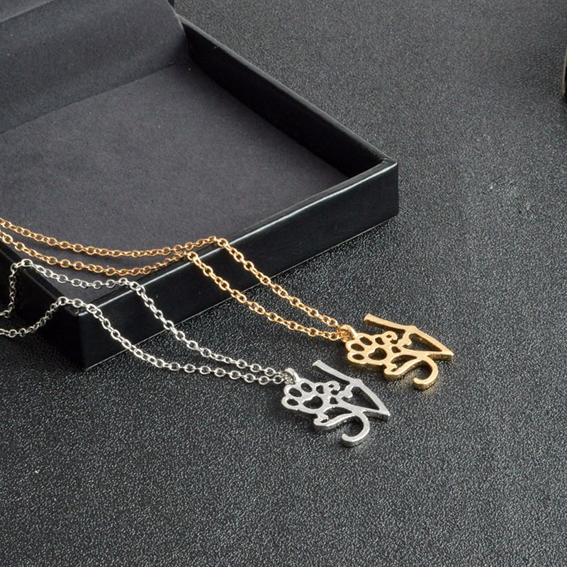 I Love Paw Necklace 11