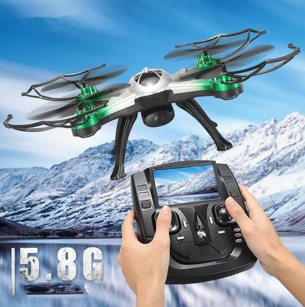 RC Quadcopter H29 H29W H29G RC Drone With FPV Real-time transmission 2MP Camera CF Mode Auto RC Helicopter VS X1 DRONE U842 знаток конструктор знаток artec bloks прибрежные животные 30 деталей