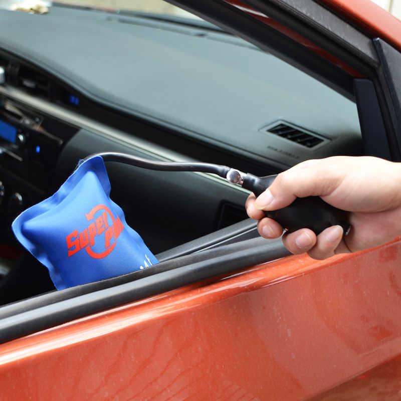 PDR PUMP WEDGE narzędzia ślusarskie klin powietrzny do użytku w samochodzie zestaw blokad otwórz blokadę drzwi samochodu narzędzia ręczne zestaw narzędzi PDR