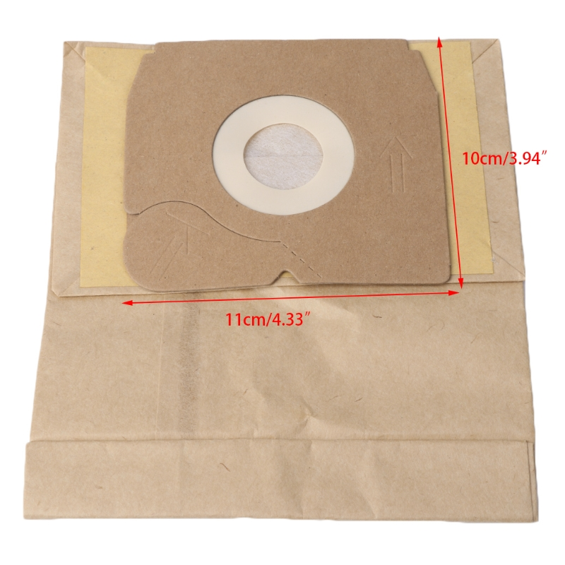 Universal Vacuum Cleaner Bags Disposable Paper Dust Bag Replacement Z1550 Z2332Universal Vacuum Cleaner Bags Disposable Paper Dust Bag Replacement Z1550 Z2332