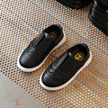 2017 spring new Fashion kid shoes chaussure Increased energy school boys loafers girls shoes Korean version of the British style