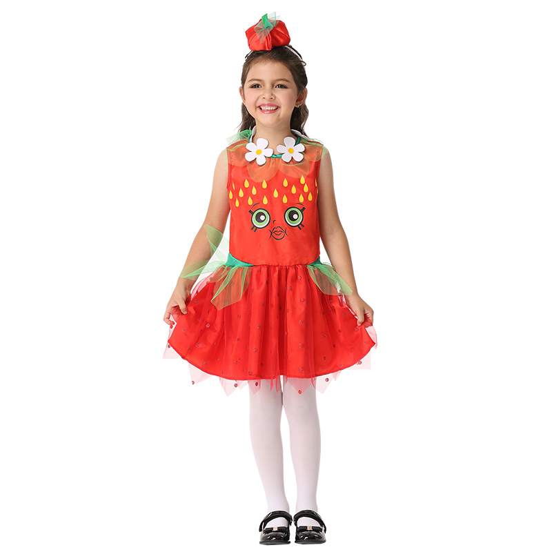 New Halloween Costumes for Kids Girls Cartoon Anime Party ...