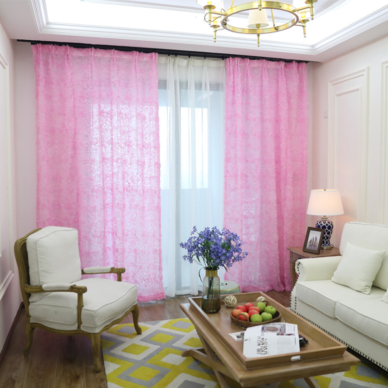 Amazing Living Room Window Treatment Festooning - Living Room ...
