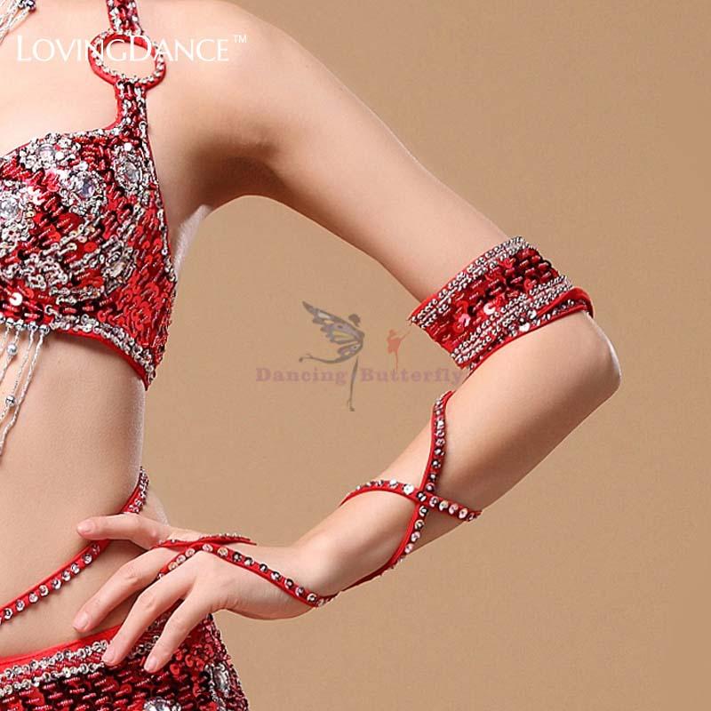 Belly Dance Single Sleeve Bracelet Arm band Armlet Arm Wear Arm accessories