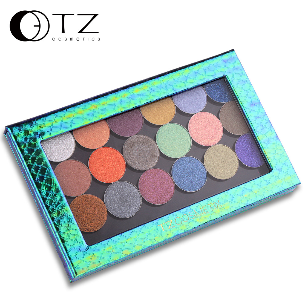 TZ Large Palette Empty Magnet Makeup Palette for Eyeshadow Blush Concealer Beauty Cosmetics DIY Make Up Set Tool new arrival woman brand cosmetic makeup set multi function make up naked palette eyeshadow palette