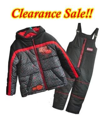 Дети / дети / мальчики мягкий автомобили snowsuit, Куртка и брюки, Весна / осень одежда комплект