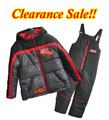 Free Shipping -clearance sale! children/kids/boys padded cars snowsuit,  jacket and pants, spring/autumn clothing set