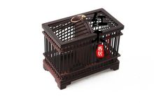 Special offer rosewood rosewood parrot cage cage / double door a large pet cage / boutique accessories