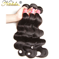 "8""-30"" Malaysian Virgin Hair Body Wave 3 Bundles Nadula Hair Body Wave Weave 100% Top Quality Human Hair Malaysian Hair Bundles"