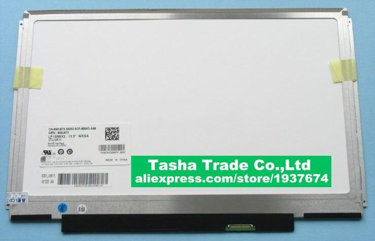 LP133WX2-TLC2 WXGA LED Display LCD Screen 1280*800 40Pins for toshiba matsushita ltd133ewdd wxga laptop lcd screen slim display lvds 1280 800