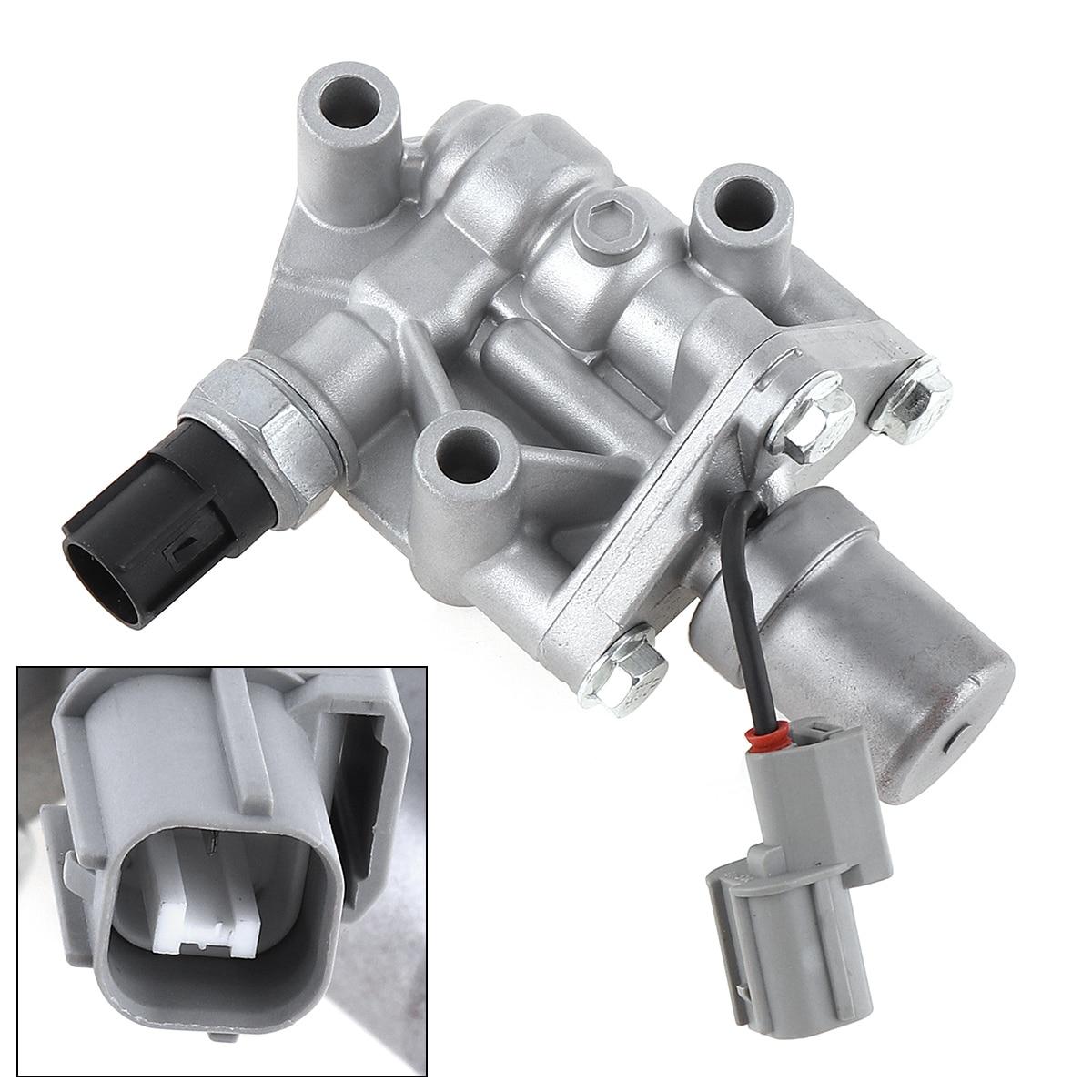 15810-PLR-A01 Solenoid Spool Valve Practical Automotive Tools for Honda Civic VTEC 1.7 L 2001-2005