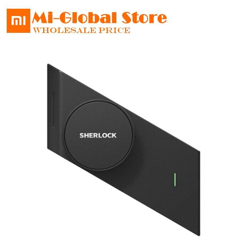 Обновленная версия Xiaomi Mijia Шерлок S Smart Stick замок Smart App Управление Bluetooth Беспроводной открыть или закрыть дверь умный дом