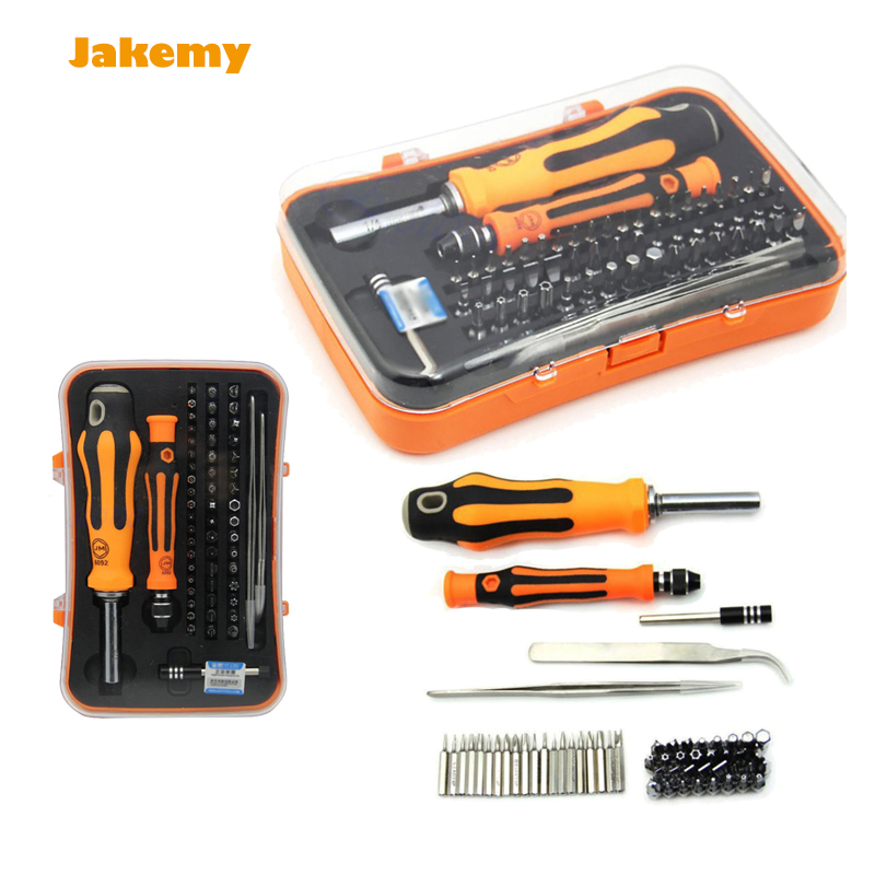 Hand tool JM-6092B precision screwdriver set repair for iphone samsung computer laptop home repair electrical screw driver kit  цены