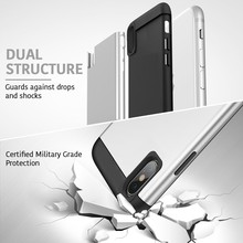 ESR Metal Kickstand Case for iPhone X, 8, 8Plus, 7, 7Plus