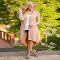 Прохладный Осенняя Мода Женской Одежды Свитер Женщин Кардиган Свободные Свитера С Длинным Рукавом Вязаный Кардиган Куртки И Пиджаки Пальто
